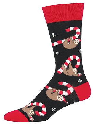 Merry Slothmas - Black
