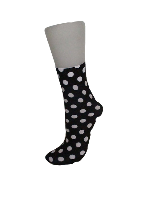 Black Reverse - Ankle Socks