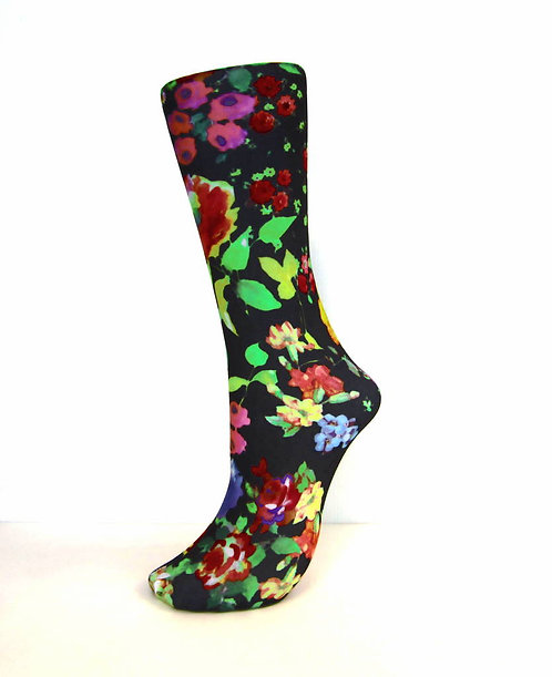 Black Marisa - Compression Socks