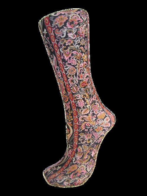 Black Versace -Trouser Socks