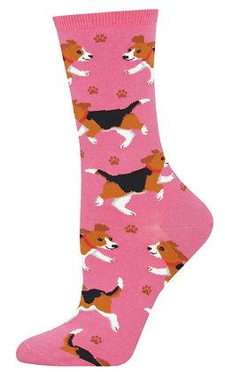 Puppy Prints - Pink