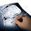 Thumbnail: Scribolux Eschenbach loupe à poser éclairante 2,8X