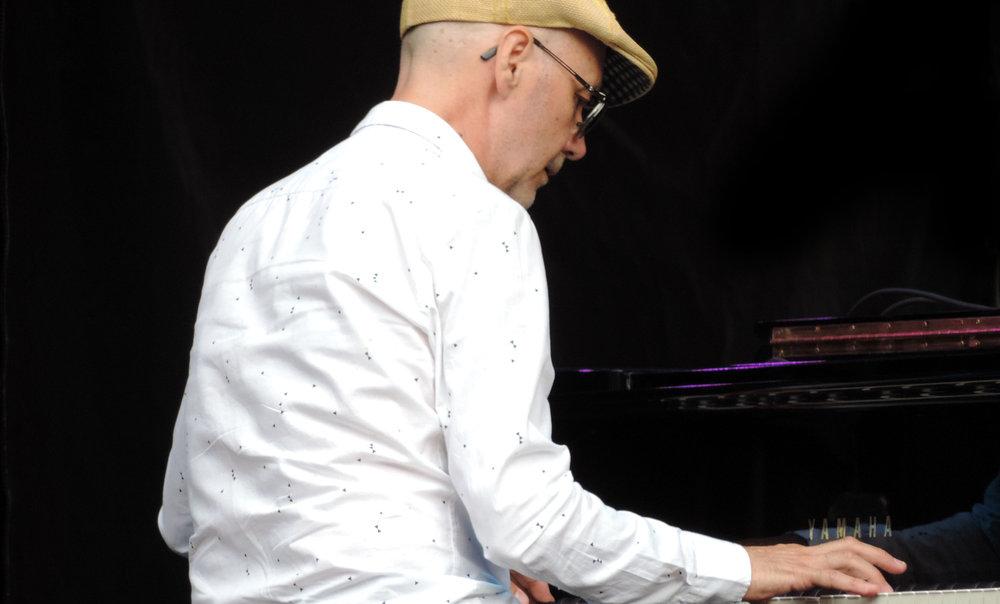 Gilles Bernard pianiste et compositeur