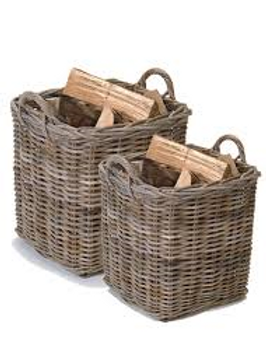 Log Baskets (starting from £28)