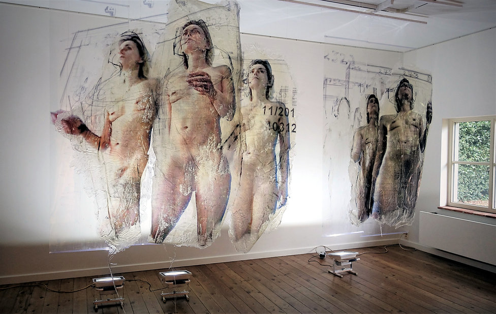 AVANCANTES - in Galerie Lieve Lambrecht0