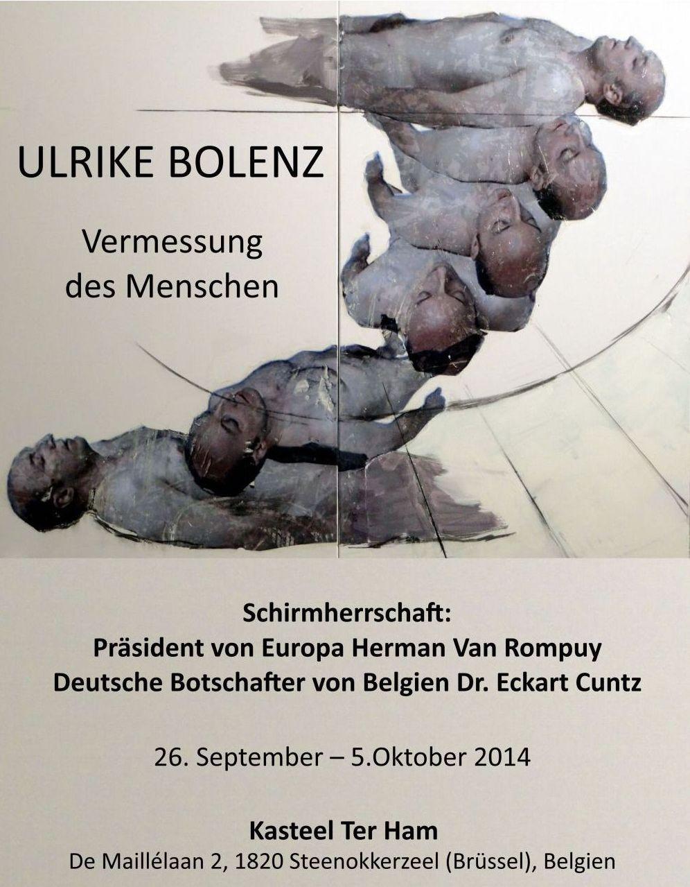Schirherrschfat: Präsident von Europa Herman Van Rompuy und Botschafter Dr. Eckart Cuntz