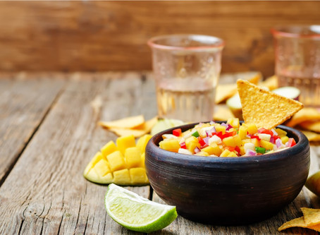 The perfect salsa for your summer BBQ