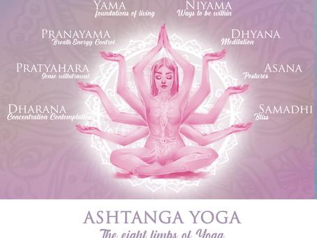 What is Ashtanga Yoga ?