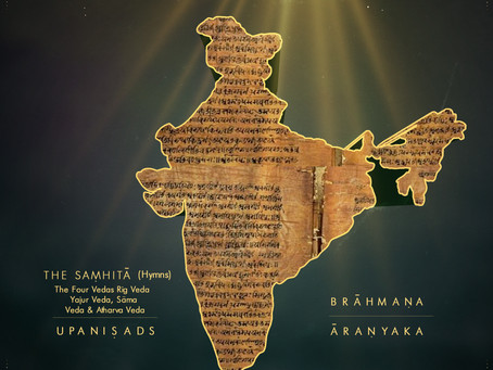Yoga and the ancient spiritual Vedic texts of India