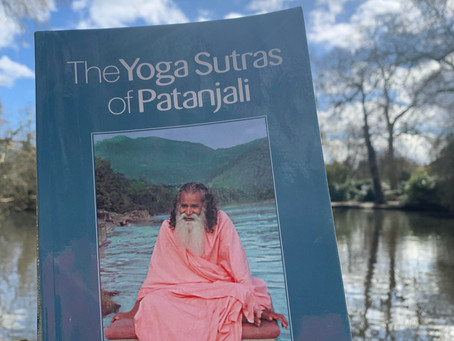 The Yoga Sutras of Pantanjali