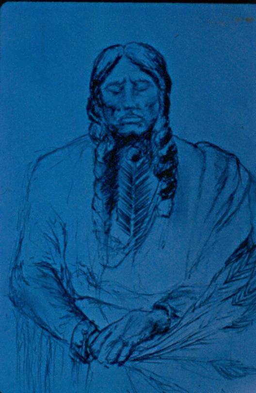 Quanah Parker - Comanche  War Leader