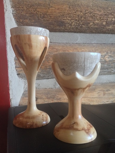 Ceramic - Aspen Wins Glasses