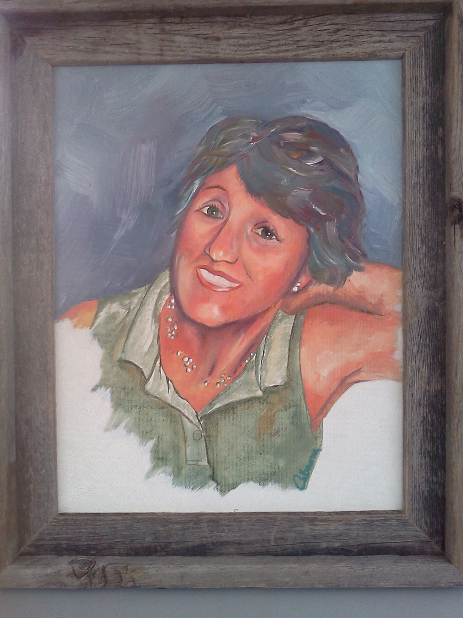P. Sue Oil