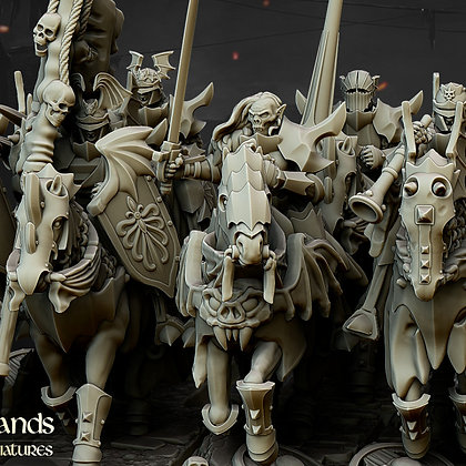 Vampire Knights from Highlands Miniatures