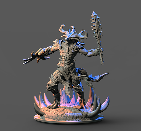 Galamond from Clay Cyanide Miniatures