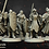 Thumbnail: warriors of the Lady unit of 10 including command from Highland Miniatures