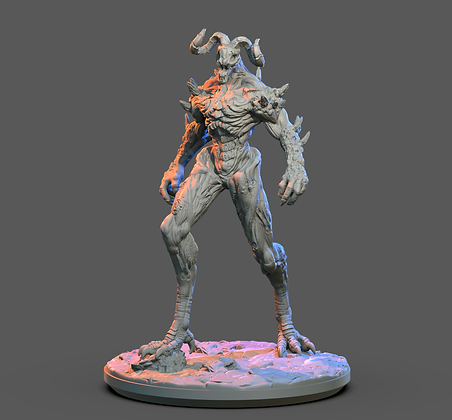 Argus from Clay Cyanide Miniatures