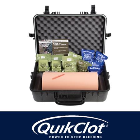 QuikClot® Hemorrhage Training Kit