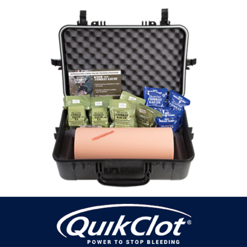 QuikClot® Hemorrhage Training Kit