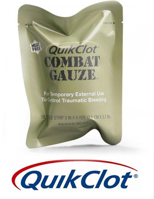 Quikclot 174 Combat Gauze