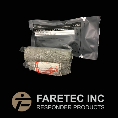 Faretec Responder Bandage