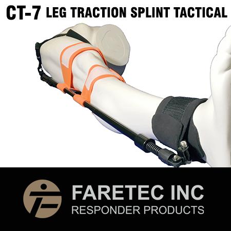 Faretec CT-7 Traction Splint