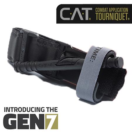 Combat Application Tourniquet (CAT) - Gen 7
