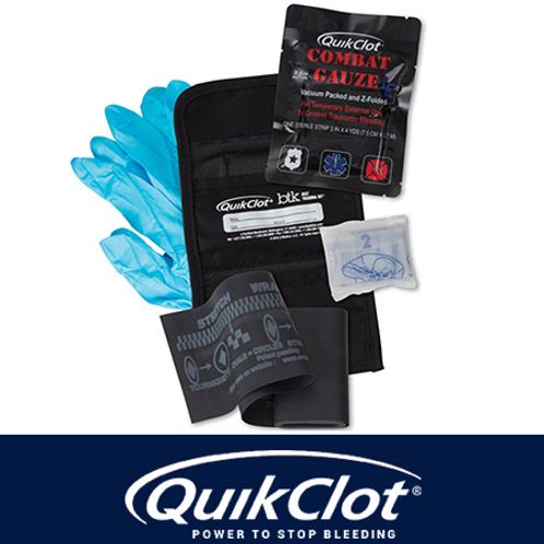 QuikClot® Belt Trauma Kit™ (BTK)