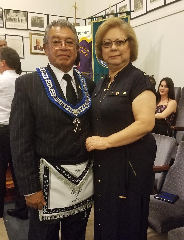 TENIDA BLANCA CARLOS ASERVI Y ROSA