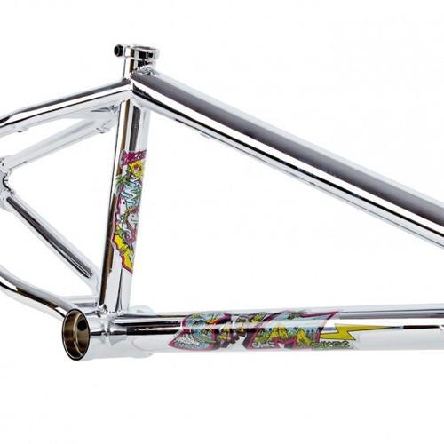s m hucker frame 20