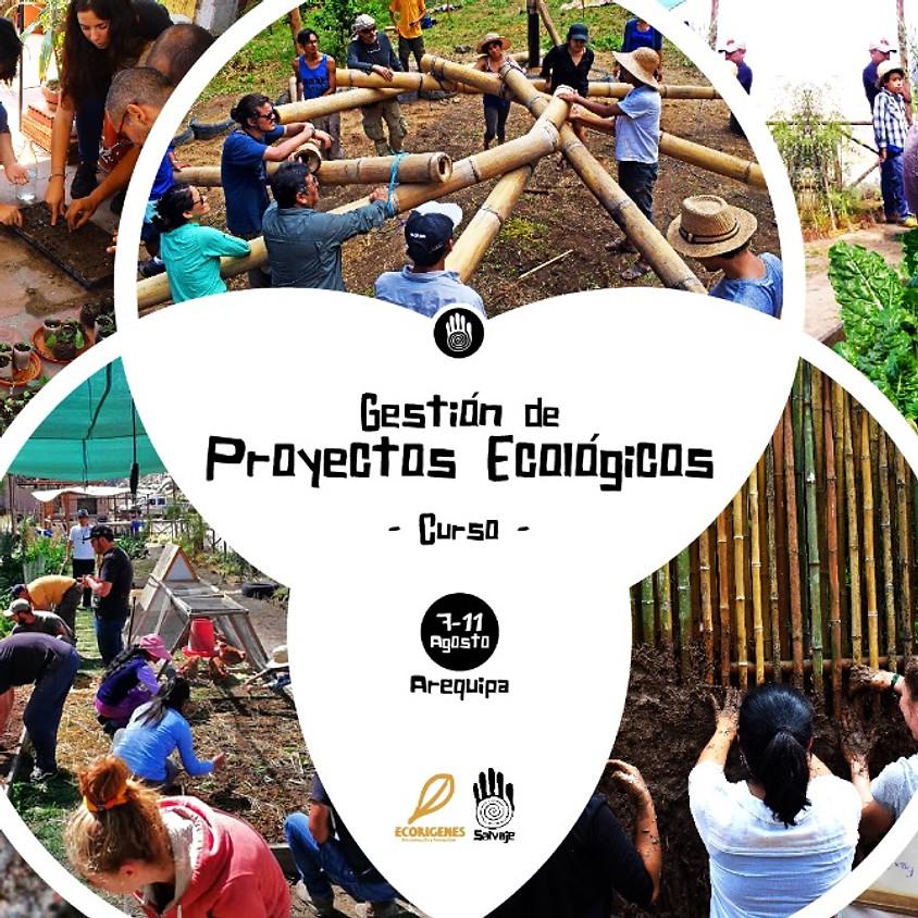 Arequipa   Gestión de Proyectos Ecológicos