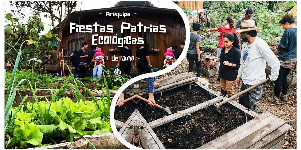 Arequipa | Fiestas Patrias Ecológicas