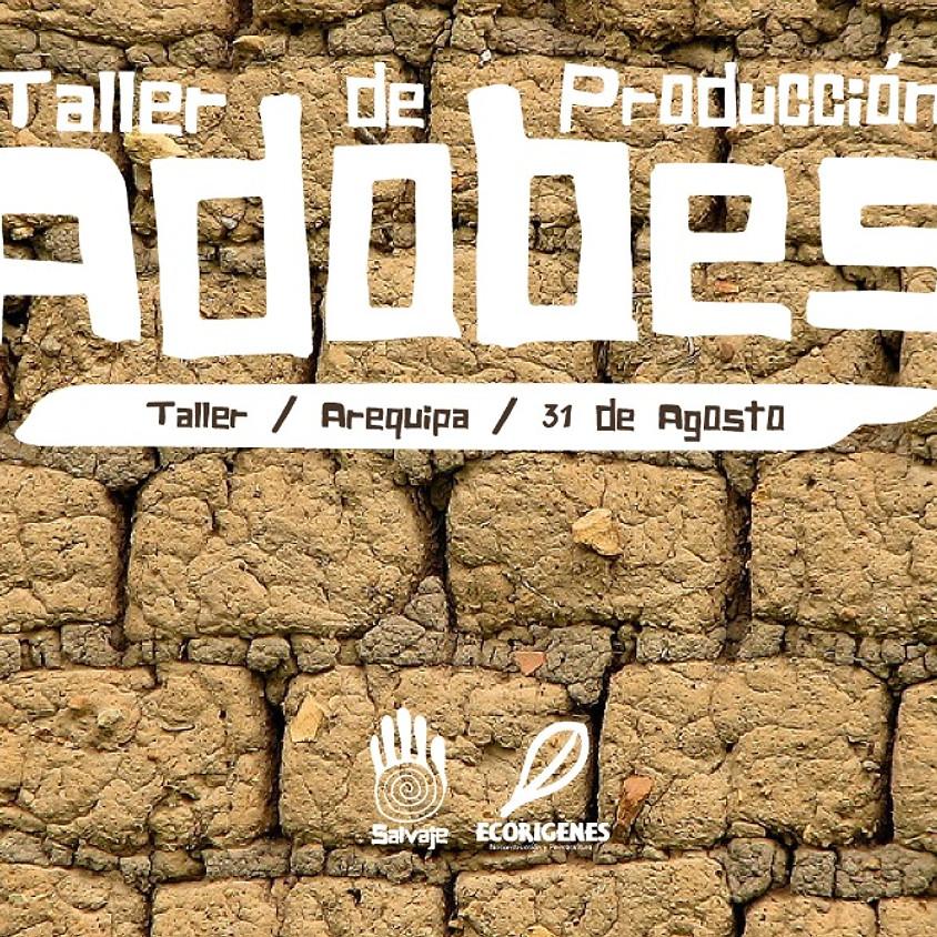 Taller producción de Adobes - Bioconstrucción
