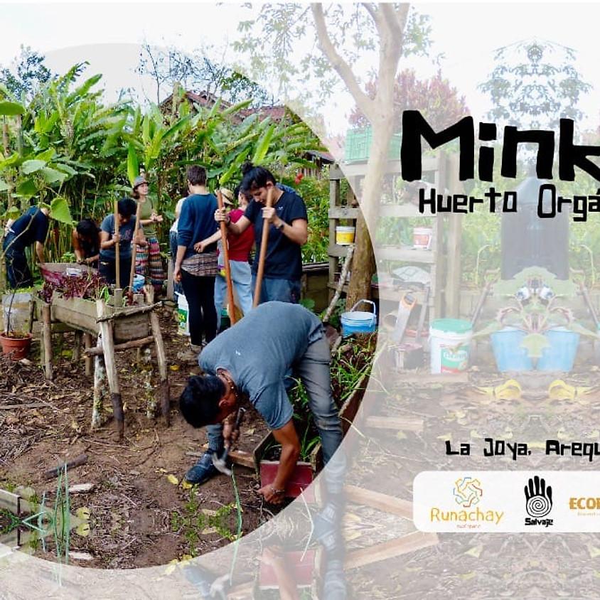 La Joya | Mink'a de huerto orgánico