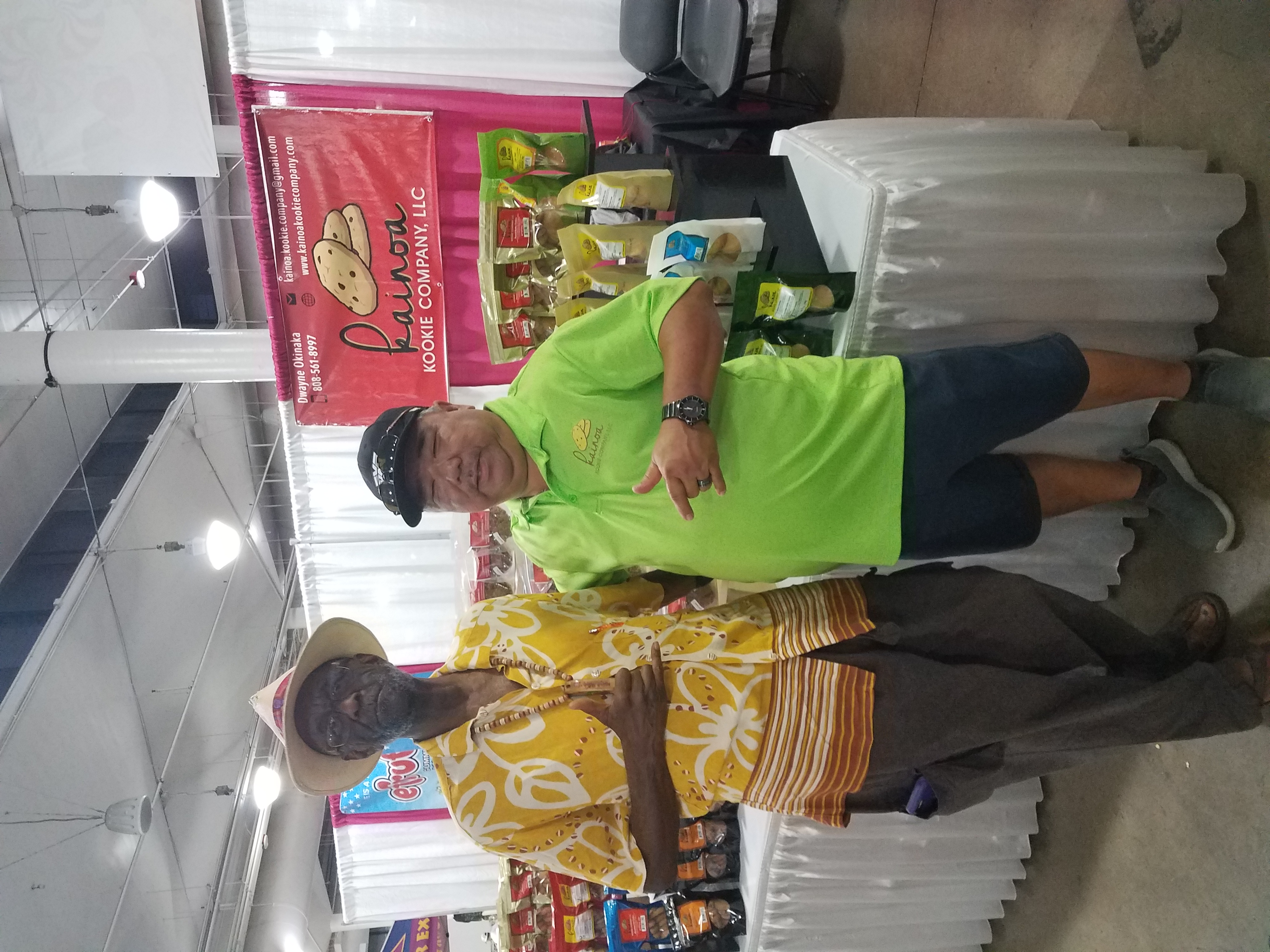 Famous Amos 2019