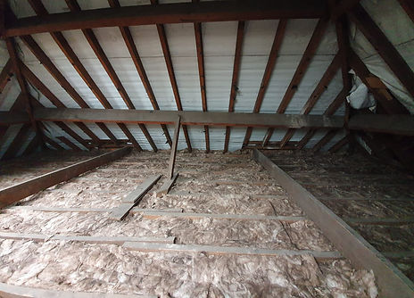 loft clearance and insulation coventry