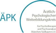 Ärztlich-Psychologischer Weiterbildungskreis für Psychotherapie und Psychoanalyse München Südbayern e.V.