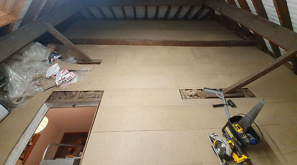 loft attic clearance coventry