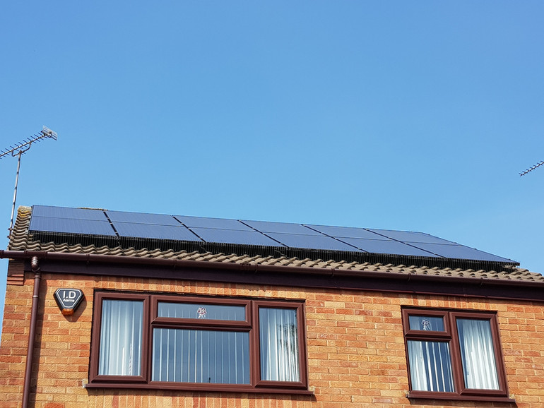 solar panel proofing with pro bird solar guard