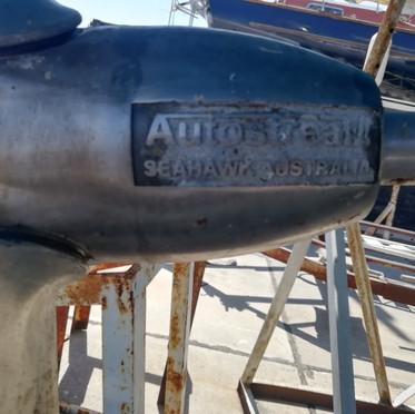 Autoprop feathering propeller Australia.