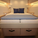 Jeanneau 54 - Front owners bed.jpg