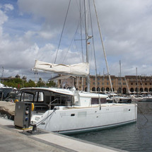 Lagoon 450 owners 3 cab 2wc