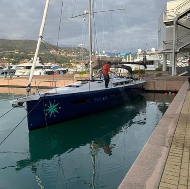 blue hull in water.jpeg