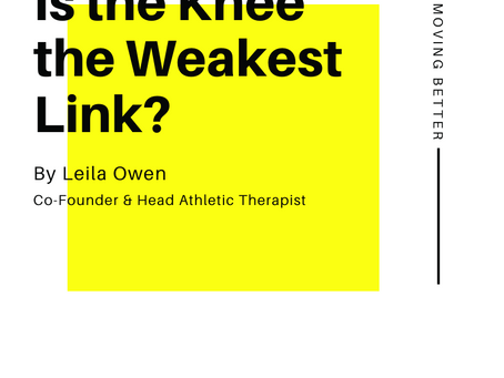Is the Knee the Weakest Link?