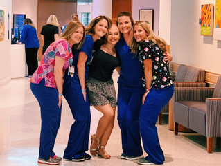 A Thank you to nurses during nurses week (and every week!)