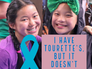 I Have Tourette's, But It Doesn't Have Me!