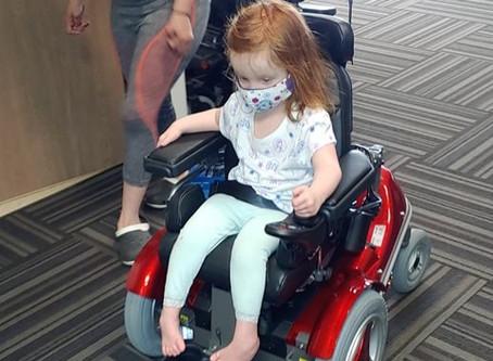 Ehler's Danlos Syndrome: A Family Affair, Part 1