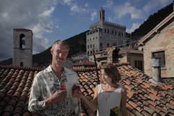 Gubbio Rooftops