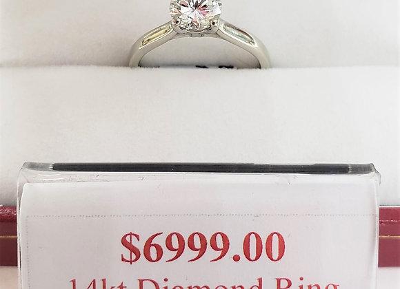 14kt Diamond Ring 1.00ct