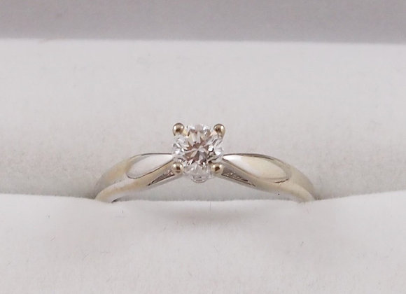 14kt 0.35ct Diamond Solitaire